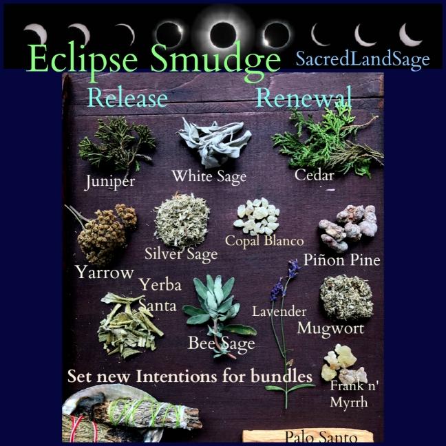 eclipse smudge